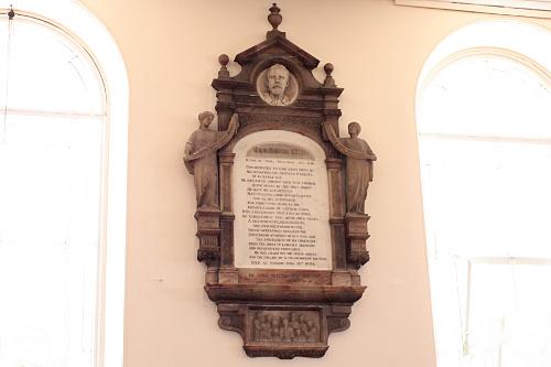 The David Hill memorial